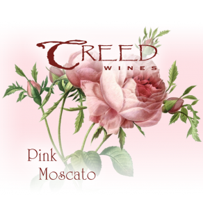 Creed Wines - Pink Moscato Online