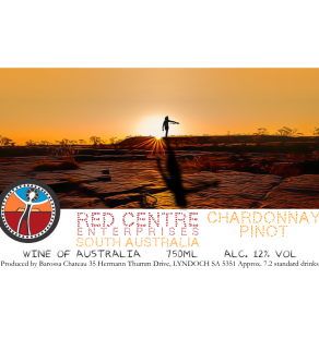 Red Centre Chardonnay Pinot (Medium)