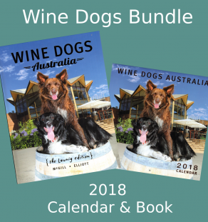 Winedogs book + calendar