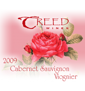 Creed Wines - 2009 Cab Sauv Viog Online