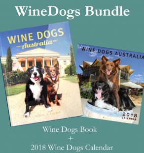 Winedogs book vol 4+ calendar (Custom)