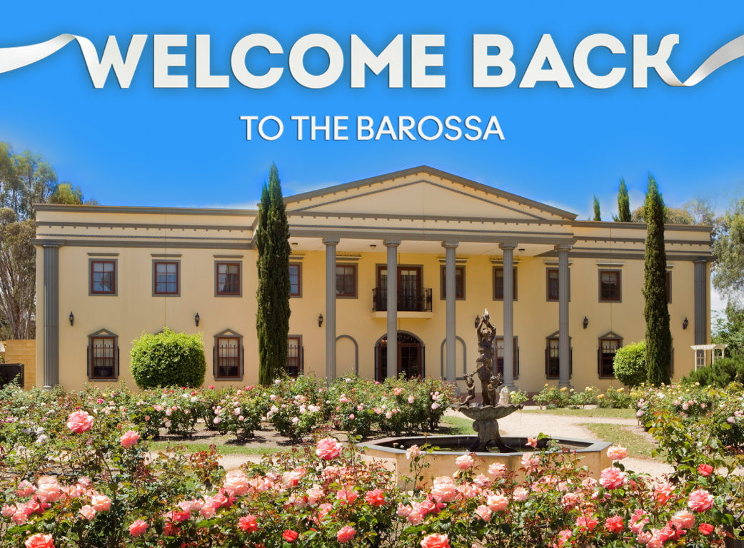 Welcome Back to the Barossa